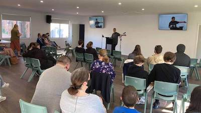 Church meeting at Rooty Hill